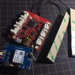 Wio LTE and GPS module