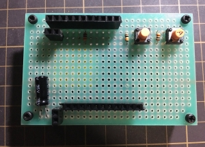 ESP32-WROVER-B test borad1