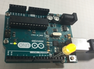 micro mruby on Arduino Uno