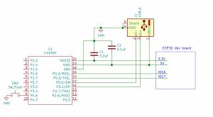 Simple UART test